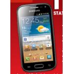 nur heute: Samsung Galaxy Ace II um 194,99€ bei Libro.at