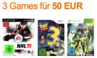 3 Games für 50€ @ Amazon.de (Konter auf das Saturn Prospekt)