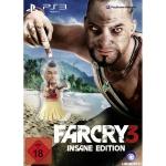 bis 20:00: Far Cry 3 – Insane Edition für die PS3 inkl. Versand um 48,97€