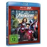 Marvel's The Avengers [2D+3D Blu-ray] für nur 20 Euro inkl. Versand bei Amazon