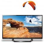 LG 47LM615S 47″ 3D LED-Backlight-Fernseher inkl. Lieferung um 579 Euro