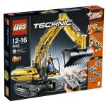 LEGO Technic 8043 – Motorisierter Raupenbagger inkl. Versand um 139€