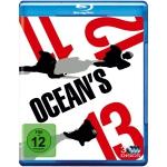 bis 14:15: Ocean's Trilogie (3 Discs) [Blu-ray] inkl. Versand um 12,12€