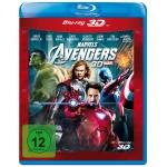 The Avengers 3D Blu-ray kostenlos bei Kauf eines LG 3D TVs (auch 2 Wochen rückwirkend!)