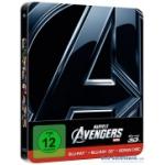 Marvel`s The Avengers – DVD um 10,99 Euro / Blu-ray um 13,99 Euro / Blu-ray 3D Steelbook um 24,99 Euro