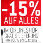 -15% auf alles bei eybl.at & keine Versandkosten