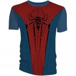 The Amazing Spider-Man Movie Men's T-Shirt (Play.com Exclusive) inkl. Versand um 7,49€