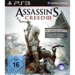 Assassin's Creed 3 (100% uncut) für PS3 / XBOX360 + Schlüsselanhänger inkl. Versand um 35€