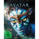 Avatar – Aufbruch nach Pandora – Blu-Ray 3D + 2D + DVD um 23,99 Euro