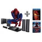 Sony BDV-N590 5.1 DVD/Blu-ray Heimkinosystem + 4 Spiderman Blu-rays inkl. Versand um 299€