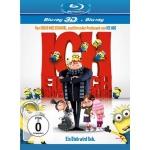 Ich – Einfach unverbesserlich 3D (+ 2D Version) [Blu-ray] um 7,99€
