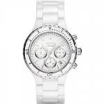 DKNY Damen-Armbanduhr Keramik inkl. Versand um 214,99€
