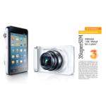 SAMSUNG Galaxy Camera GC100 + 2 Jahre mobiles Internet von 3 (3SuperSIM Data) um 299€!