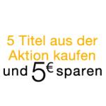 Schnäppchen Finale 2012 –  5 DVDs / Blu-rays aus der Aktion kaufen und weitere 5€ sparen