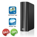 Western Digital My Book Live 2000GB um 119,90 Euro bei DiTech