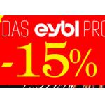 -15% auf alles bei eybl
