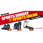 Sports Sunday bei Sports Experts – 1 Tag – 3 Angebote