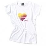Trespass Damen T-Shirt in weiß oder gelb inkl. Versand um 3,99€