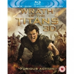 Zorn der Titanen 3D Blu-ray + Blu-ray inkl. Versand um 5,99€