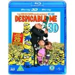 Ich einfach unverbesserlich 3D-Blu-ray inkl. Versand um ca. 8,50€