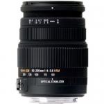Sigma Objektiv AF 50-200mm 4.0-5.6 DC OS HSM für Canon / Nikon inkl. Versand um 127 Euro