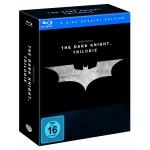 The Dark Knight – Trilogie [Blu-ray] für nur 32,99 Euro bei Müller