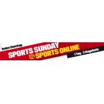 Nur Heute: Sports Sunday – 3 Angebote bei Sports Experts Online