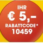 5 Euro Rabatt im Libro Onlineshop ab 20 Euro