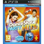 PlayStation Move: DanceStar Party Hits inkl. Versand um 10,99 Euro