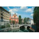 Wien – Ljubljana – Wien um 58,94 Euro mit Adria Airways