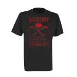 Fable III T-Shirt mit Totenkopf in schwarz für nur 1,34 Euro bei Amazon (Füllartikel)