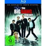The Big Bang Theory – Die komplette vierte Staffel [Blu-ray] um 22,97 Euro / DVD um 14,97 Euro