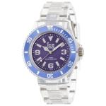 Ice-Watch Armbanduhr ice-Pure Unisex Violett inkl. Versand um 36,10 Euro