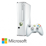 Microsoft Xbox 360 4GB Glossy White Limited Edition um 119 Euro bei Media & Saturn