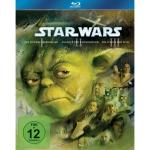 Filmangebote der Woche (z.B.: Star Wars Blu-rays 1-3 / 4-6 um je 32,97 Euro)