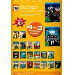Neu: 4 Blu-rays für 30 Euro (+ 22 Bond Filme!) bei Müller und Amazon