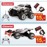 Möbelix: ferngesteuerte Carrera Autos inkl. Versand um 15 Euro