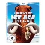Film & TV Angebote der Woche: z.B.: Ice Age – Teil 1-4 (Mammut-Box) [Blu-ray] inkl. Versand um 25,97 Euro