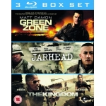 Green Zone / Jarhead / The Kingdom Blu-ray inkl. Versand um ca. 11 Euro