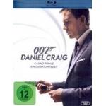 Casino Royale / Ein Quantum Trost (2 Discs) Blu-ray inkl. Versand um 10,49 Euro