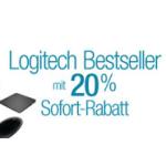 20% beim Kauf von 2 Logitech-Produkten sparen