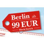 Austrian Wochenangebot: Wien – Berlin – Wien ab 97 Euro