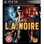 L.A. Noire: The Complete Edition für PS3 / XBOX 360 inkl. Versand um ca. 15 Euro
