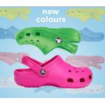 Exklusiver 20 Euro Crocs.at Gutschein für Sparhamster