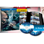The Dark Knight Rises Premium Blu-ray (inkl. Comic) um 12,99 Euro bei Müller