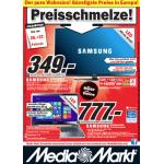 Media Markt Preisschmelze: Samsung 40″ LED-TV um 349 Euro / Samsung 13,3″ Ultrabook um 777 Euro
