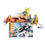 Lego Schnäppchen (z.B.: Avengers Luftkampf um 36 Euro!) bei Interspar mit -28% Gutschein