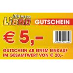Stadion Center Gutscheinheft (z.B.: 5 Euro Rabatt ab 20 Euro bei Libro)