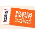 Wohnen & Interieur Messe Wien – freier Eintritt für IKEA Family Mitglieder