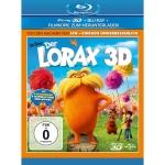 3D Blu-rays: Der Lorax (+ Blu-ray + Digital Copy) um 8,97 Euro & Coraline (+ Blu-ray) um 6,97 Euro